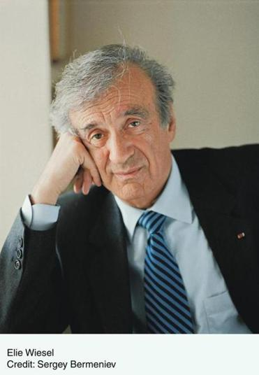 "Elie Wiesel's latest book, ""Hostage,"" is set in both the mid-'70s and during World War II."