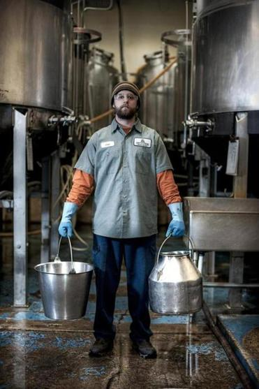 Visiting Smuttynose Brewing Company in Portsmouth, New Hampshire, will introduce you to some of the company's rare beers. Shown here: lead brewer Dan Schubert.