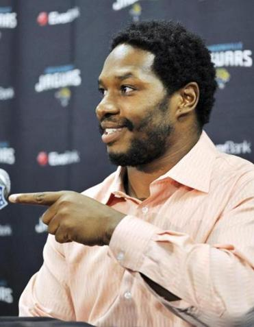 Jaguars' Maurice Jones-Drew is glad to be back but doesn't regret his actions.