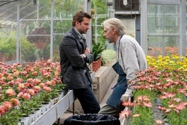 "Bradley Cooper and Jeremy Irons  star in ""The Words."""