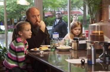 """I want to go to Cincinnati and talk about my kids and shake hands with weird people who live in trailer parks."" -- Comedian Louis C.K., who cultivated his following through all his career ups and downs and now has a hit show, Louie, on FX."
