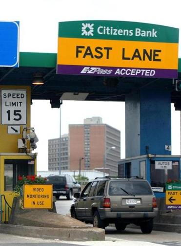 The E-ZPass On The Go lets consumers spend $20 and have a transponder loaded with $20 for immediate use.