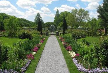 Old Westbury Gardens in New York.