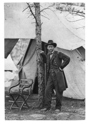 """I can't spare this man; he fights,"" said Lincoln of Ulysses Grant."