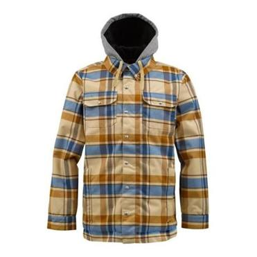 Street to Snow: Burton Hackett Jacket