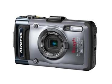 Olympus's Tough TG-1 is water-, dust-, freeze-, and crushproof.
