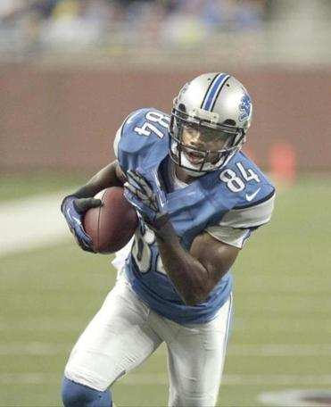 Wide receiver Ryan Broyles has moved up on the Lions' depth chart because of an injury, so get him in your lineup.