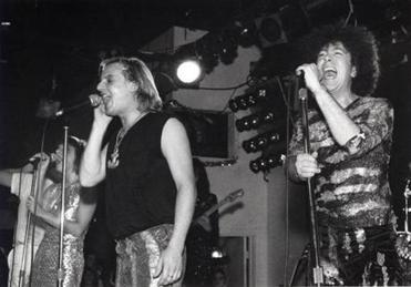 Human Sexual Response at the Paradise on January 1, 1989.