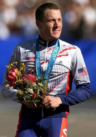 The IOC must decide whether to strip Lance Armstrong of the bronze medal he won in the Sydney time trial in 2000.