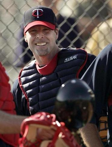 Former major league catcher Mike Redmond will get his first crack as a manager with the Miami Marlins.