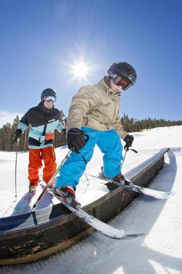 Children 12 and under can ski and snowboard for free every day at Keystone Resort in Colorado this year, with no cap on the number of kids per family.