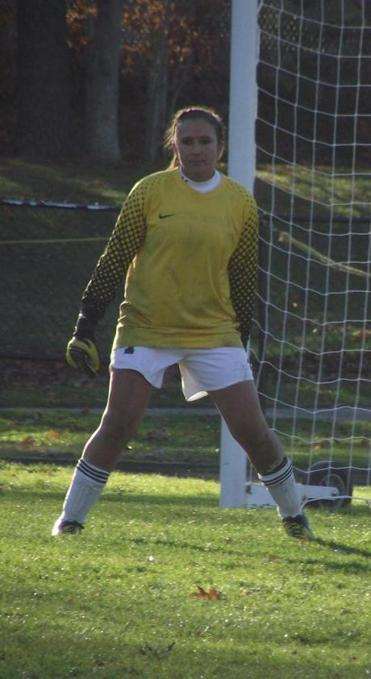 Generals senior goalie Taylor Morong posted 13 shutouts, allowed two total goals, and led Eastern Massachusetts with a 0.13 goals against average.