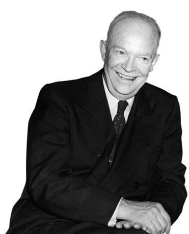 Dwight D. Eisenhower authorized the interstate highway system in 1956.