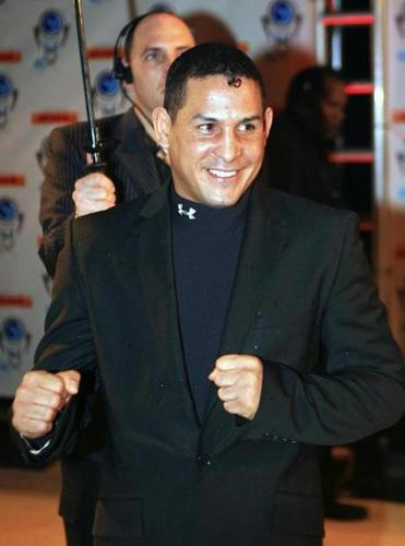 "Hector ""Macho"" Camacho, shown in 2006"