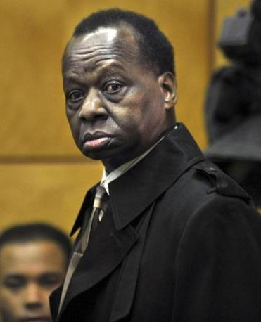 Onyango Obama is seen at a hearing Jan. 12, 2012.