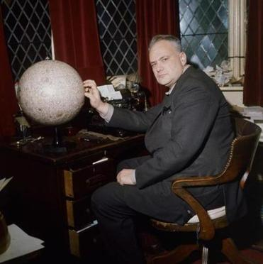 Generations of Britons took an interest in astronomy after watching Patrick Moore's show.