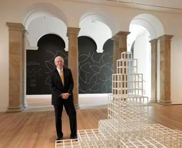 Jock Reynolds is the director of the Yale University Art Gallery.