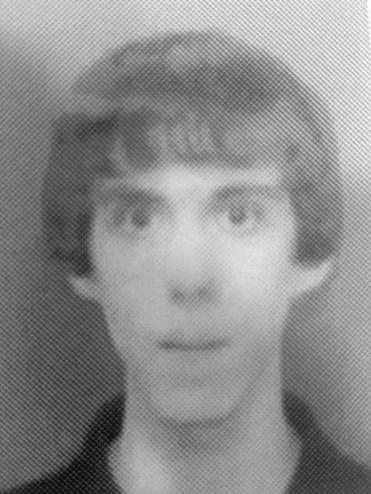 This is believed to be a photo of Adam Lanza.