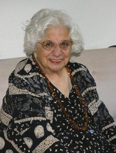 Dr. Elizabeth Gregory was recognized for enthusiastically supporting Armenian artists and musicians.