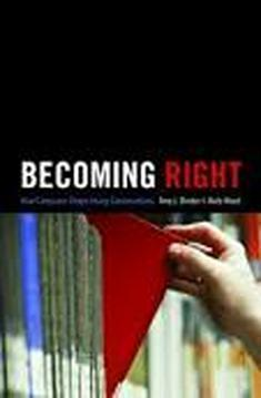 """Becoming Right"" by Amy Binder and Kate Wood."