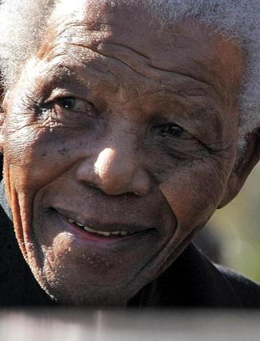Nelson Mandela, hospitalized since Dec. 8, had been in serious condition.