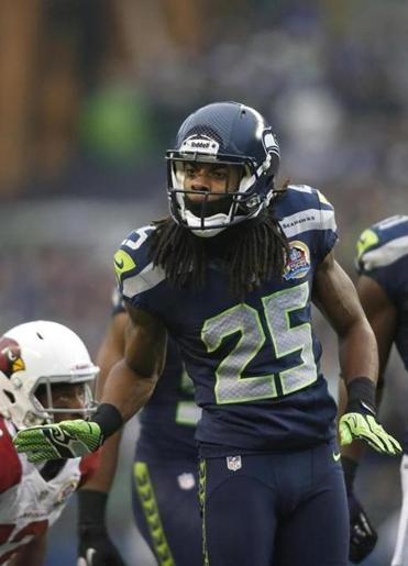 Richard Sherman will be available for the playoffs.
