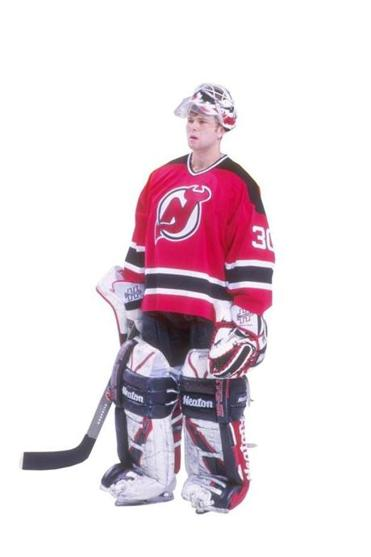 Martin Brodeur led the Devils to a Stanley Cup title in the 1994-95 shortened season.