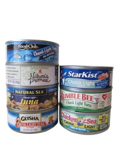 Tasters Evaluate 7 Brands Of Canned Light Tuna The Boston Globe