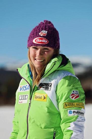 Burke Mountain (Vt.) Academy's talented Mikaela Shiffrin already has two World Cup slalom wins — at age 17.
