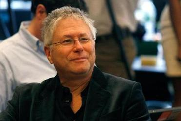 "Composer Alan Menken (below), discussing the show's score, said '70s music was ""something that just tickled me. It was so dance-oriented."""