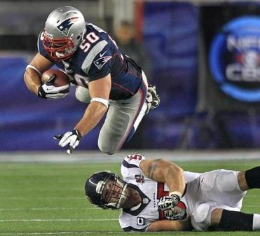 Rob Ninkovich seems to come through in key moments, such as in his interception against the Texans last week.