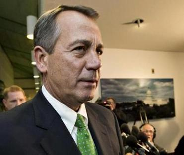 Speaker John Boehner had wanted to pair a higher limit with immediate budget cuts.