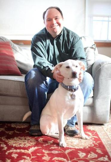 John Edwards saw a market opportunity as he was searching for better food for his dog, Sasha.