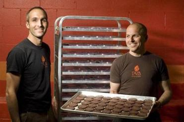 Watch chocolate being made in Somerville.