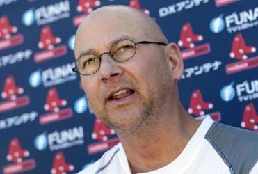 "Francona said his collection of pain medication that was discovered in spring training in 2011 ""was legal, but it wasn't good."""