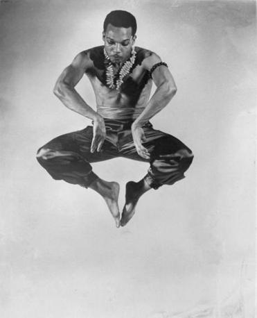 Mr. Destine founded a national dance company in Haiti.