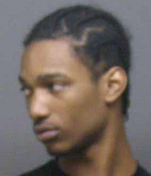 Wallace Vick, 19, is a suspect in the holdup.
