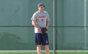 Lackey has appeared especially fit in early workouts prior to spring training.