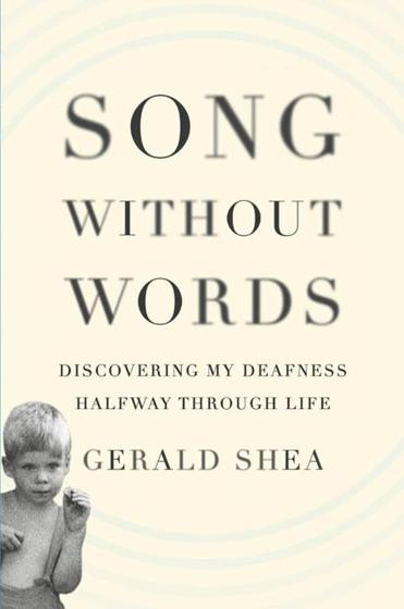 Gerald Shea explains how he developed his own 'transitional' language.