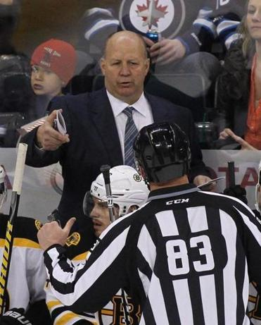 Fortunately for Claude Julien and the Bruins, the flu-like symptoms surfaced at an opportune time (if that's possible), because the team has three days between games.
