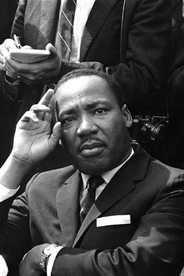 The term was used by Martin Luther King Jr.