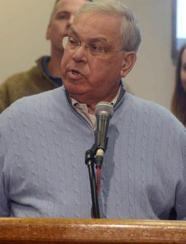 Mayor Thomas M. Menino
