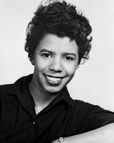 "Lorraine Hansberry is the subject of ""Sighted Eyes/Feeling Heart."""