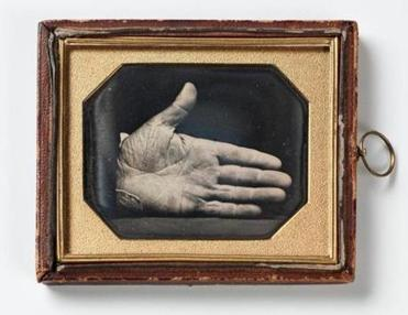 "Southworth & Hawes, ""The branded hand of Captain Jonathan Walker,"" 1845. ."