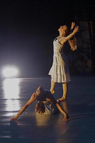 Forty Steps Dance performs a 20th anniversary concert at Nahant Town Hall 8 p.m. Saturday.