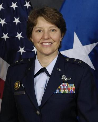 Major Michelle D. Johnson
