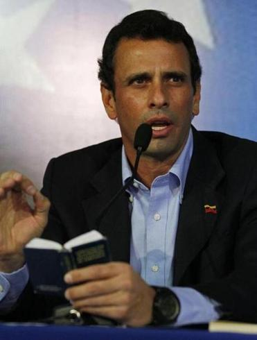 Henrique Capriles is seen as likely to lose amid a frenzy of sympathy and mourning for the dead president.