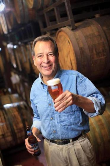 Jim Koch, is the founder of Boston Beer Co.