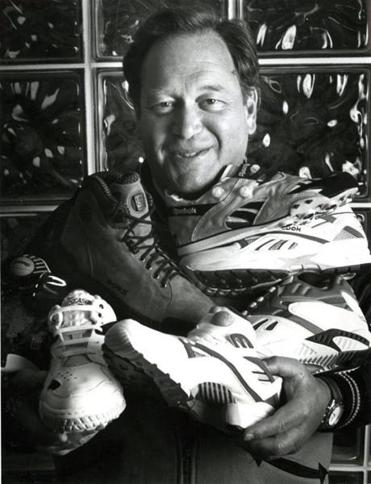 Reebok was the top Globe 100 company under CEO Paul Fireman in 1992, but like other big names in local business, it has since been acquired.