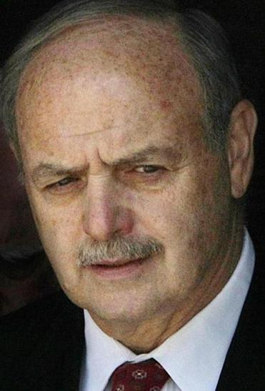 Former House Speaker Salvatore F. DiMasi in 2011.
